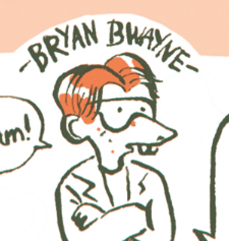 brianBwayne