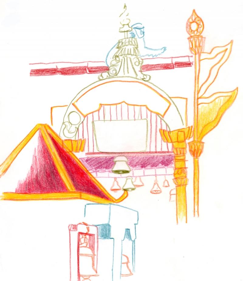 templemanjushree
